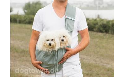 Auch für die Nutzung zweier Hunde geeignet