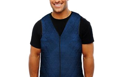 Aqua Coolkeeper Cooling Vest, blau