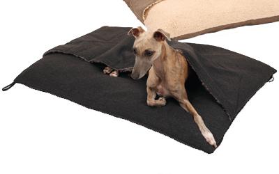 Hundekissen zum Hineinkuscheln