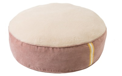 51 Degrees North Vancouver Round Boxpillow rosa