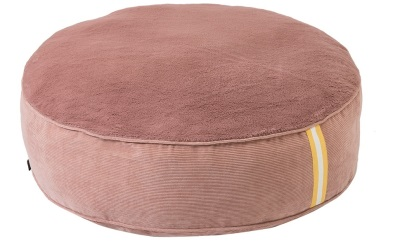 51 Degrees North Victoria Round Boxpillow rosa