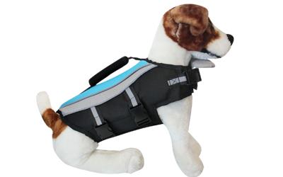 alcott mariner Hundeschwimmweste, blau