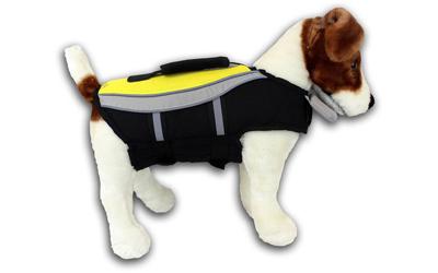 alcott mariner Hundeschwimmweste, gelb