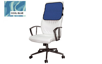 Aqua Coolkeeper Cooling Chaircooler, kühlende Stuhlauflage, cool blue