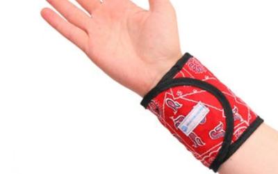 Aqua Coolkeeper Cooling kühlendes Armband, red western