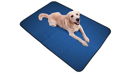 Aqua Coolkeeper Cooling Pet Pad/Blanket Hundedecke, pacific blue