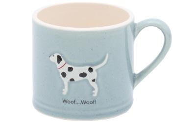 Bailey & Friends Mug Spotty Blue