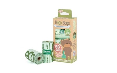 Beco Bags Compostable 60 kompostierbare Hundekotbeutel
