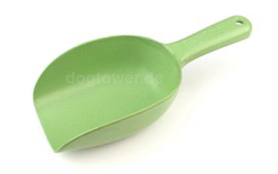 Beco Food Scoop Futterschaufel in grün