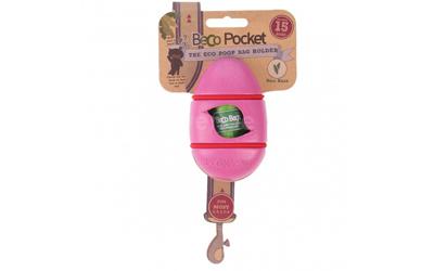Beco Kotbeutelspender Pocket, pink