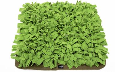 Beschäftigungsspielzeug Schnüffelrasen grün (Knauders Best)