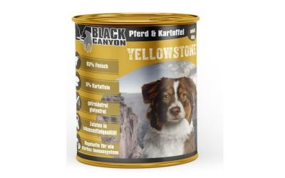Black Canyon Nassfutter Yellowstone Pferd & Kartoffel