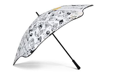 blunt Regenschirm Michael Hsiung (Limited Edition) mit sleeve