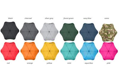 Farbauswahl - Blunt Regenschirme