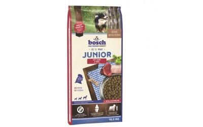 Bosch Trockenfutter Junior Lamm & Reis
