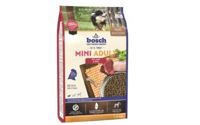 Bosch Trockenfutter MINI Adult Lamm & Reis