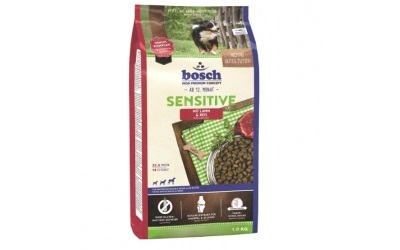 Bosch Trockenfutter Sensitive Lamm & Reis