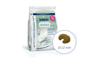 Bosch Trockenfutter LPC, Sensible Renal & Reduction