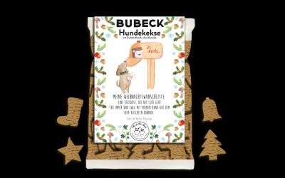 Bubeck Mr. & Mrs. Panda Weihnachtskekse getreidefrei