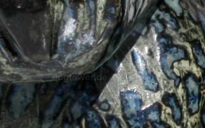 Keramik Buchstütze, Handarbeit