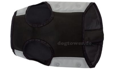 Hundekühlweste von unten