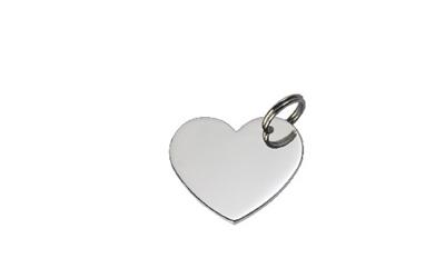 Chacco Herz Anhänger aus 925er Silber