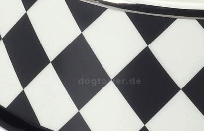 Chacco Keramiknapf, Domino Muster