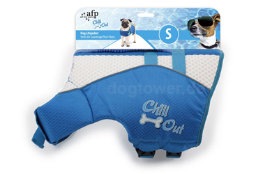 Chill Out Dog Life Jacket Rettungsweste