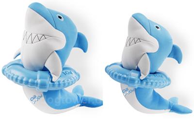 Chill Out Hundespielzeug LifeGuard Shark (Hai)