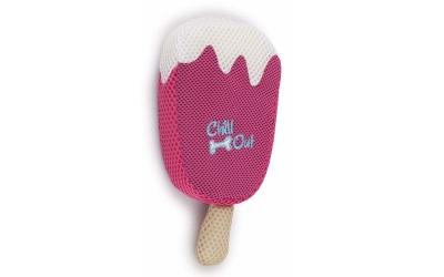 Chill Out Sommerspielzeug mit Schwamm Strawberry Ice Cream pink