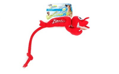 Chill Out Zinngers Flying Lobster Hundespielzeug