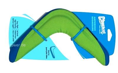 Wasser- Boomerang, Grün