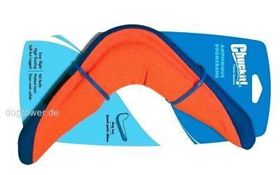 Wasser- Boomerang, Orange
