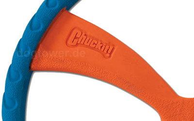 Chuckit Frisbee Floppy in orange