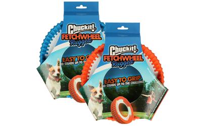 Chuckit Hundespielzeug Rugged Fetch Wheel