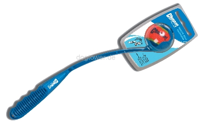 Chuckit Launcher in blau