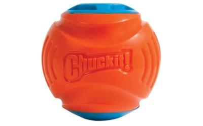 Chuckit Locator Sound Ball Hundeball mit Pulston
