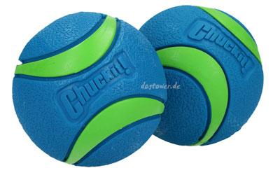 Chuckit Ultra Ball, grün/blau