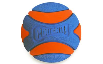 Chuckit Ultra Squeaker Hundeball, erhältlich in drei Größen