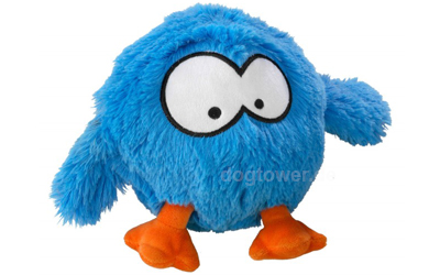 Coockoo Bounce Jumping Ball in blau
