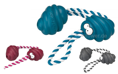 COOCKOO Hundespielzeug Tornado Rope