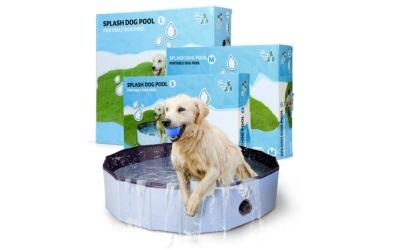 CoolPets Splash Dog Pool