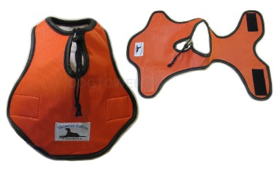 Hundekühlweste Coolvest, orange