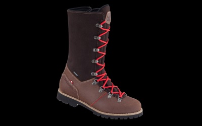 Dachstein Alpkönigin GTX Winterstiefel für Damen, dark brown