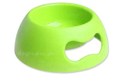 Designer Hundenapf Pappy, grün