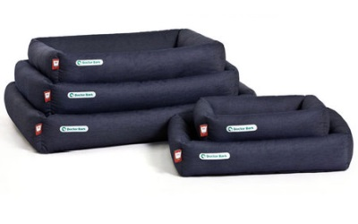 Doctor Bark Hundebett, blue jeans