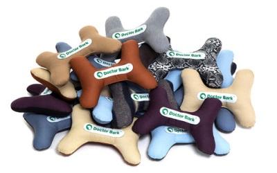 Doctor Bark Toy Bone Hundespielzeug für Allergiker