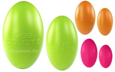 Dog Comets Hundespielzeug (Hartplastik) Pan Stars