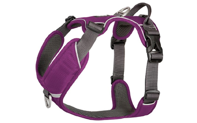 Dog Copenhagen Comfort Walk Pro Harness Hundegeschirr, purple passion