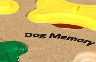 Dog Memory, Spielzeug für Hunde